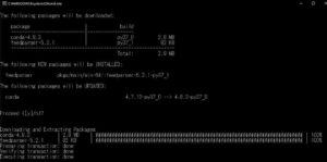 AnacondaとPythonのモジュール(ライブラリ)
